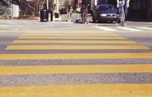 Legal Options of a Pedestrian After a Car Crash