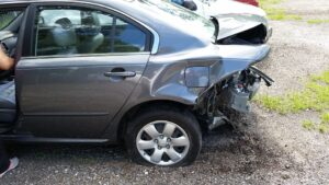 The Dangers of Rear-End Auto Accidents