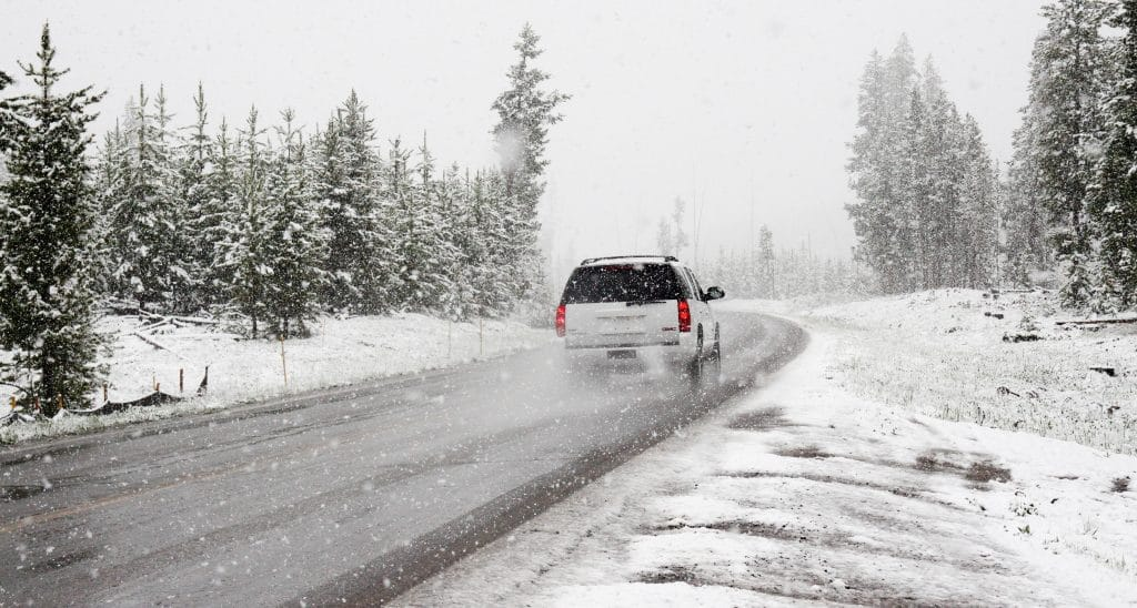 Staying Safe As A Winter Driver On Utah Roadways