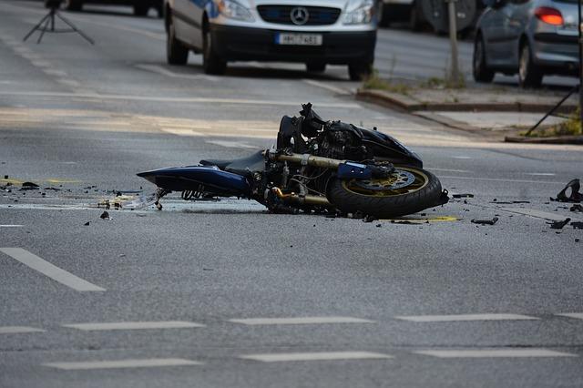 Murray, UT - Man Critically Injured In Motorcycle Crash On Murray Blvd Near Vine St