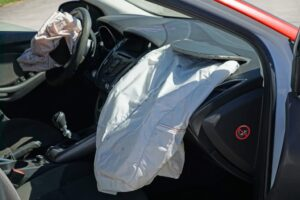 The Dangers of Airbags in Car Crashes