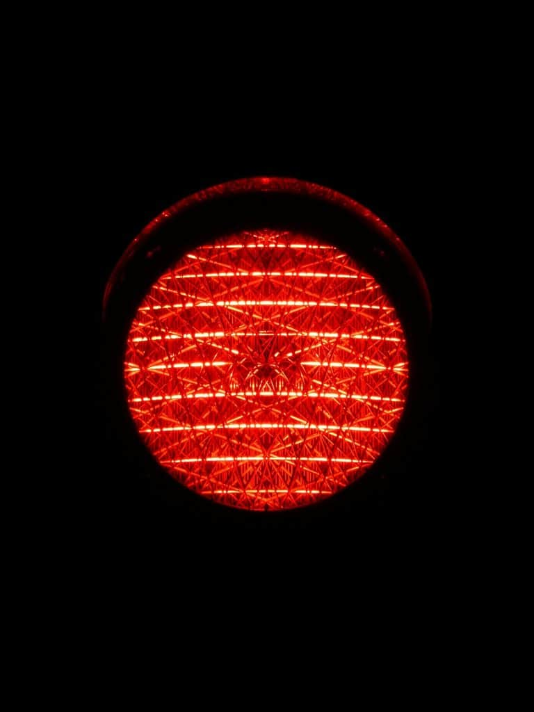 Red Light & Stop Sign Laws In Utah